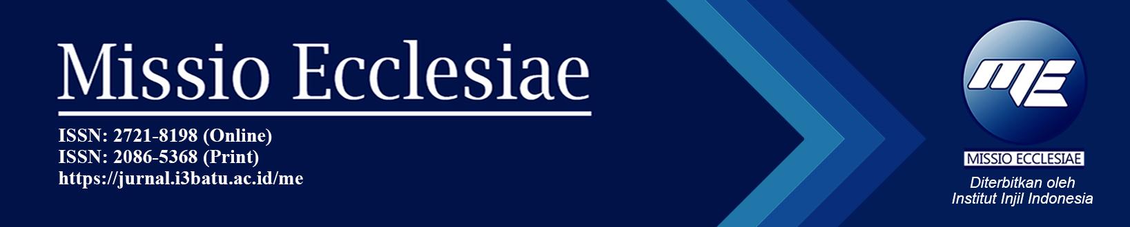 Missio Ecclesiae